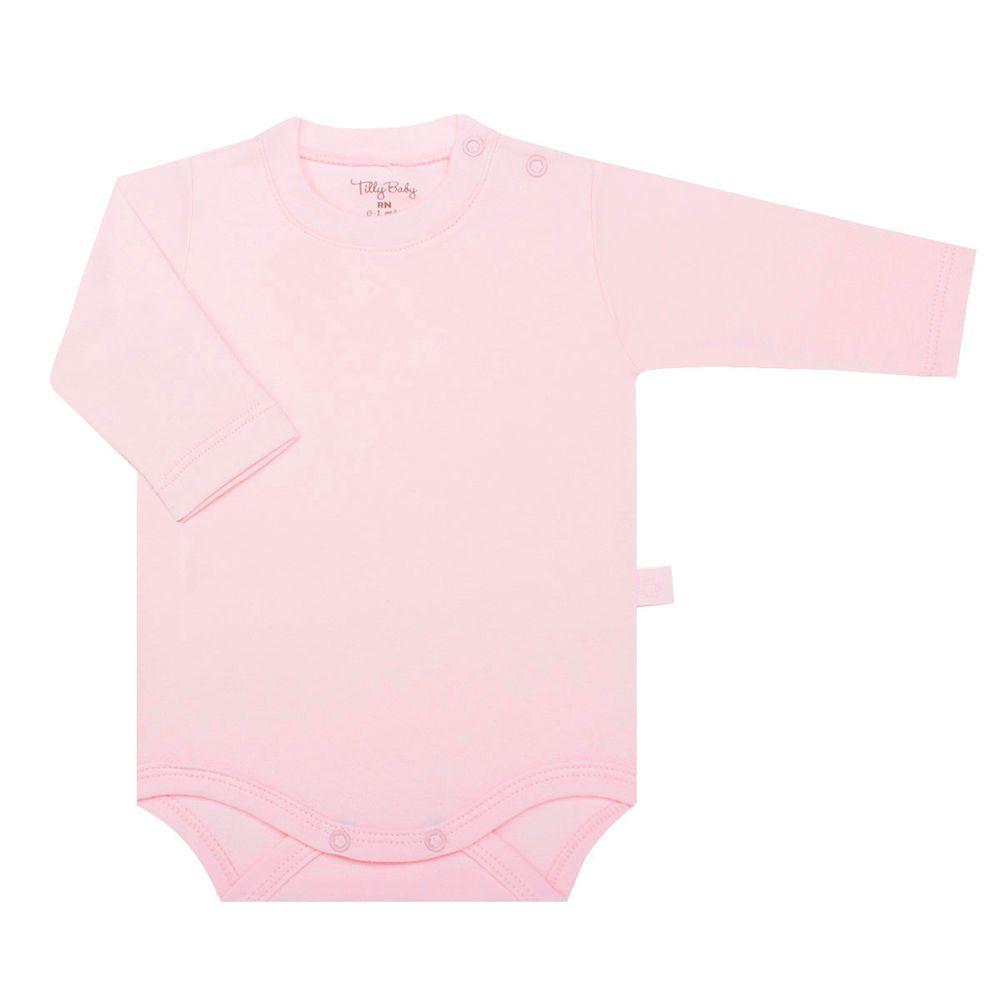 TB13111.10_A-moda-bebe-menina-body-longo-suedine-rosa-tilly-baby-no-bebefacil-loja-de-roupas-enxoval-e-acessorios-para-bebes