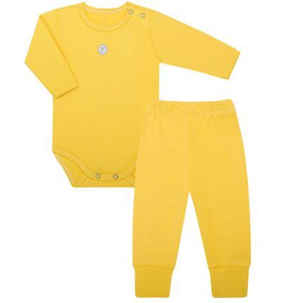 17136041-RN_A-moda-bebe-menina-menino-conjunto-body-longo-calca-mijao-em-algodao-egipcio-amarelo-vk-baby-no-bebefacil-loja-de-roupas-enxoval-e-acessorios-para-bebes