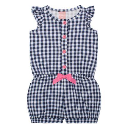 TMX0042-MR_A--moda-bebe-menina-macaquinho-malha-xadrez-marinho-tmx-no-bebefacil-loja-de-roupas-enxoval-e-acessorios-para-bebes