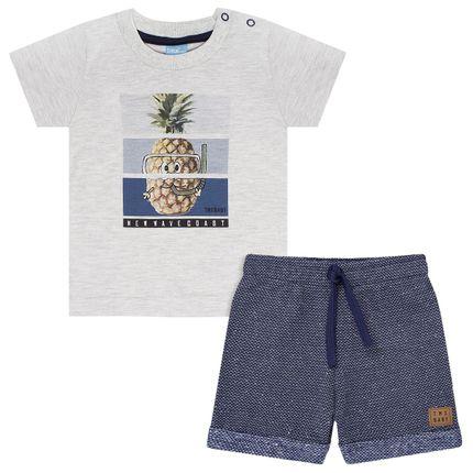 TMX4029-MC_A-moda-bebe-menino-conjunto-camiseta-bermuda-moletom-scuba--fleece-azul-tmx-no-bebefacil-loja-de-roupas-enxoval-e-acessorios-para-bebes