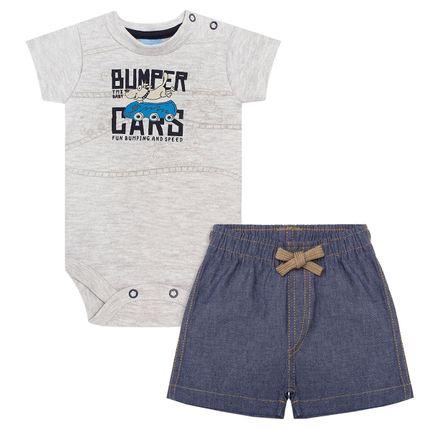 TMX4034-MC_A---moda-bebe-menino-conjunto-body-curto-bermuda-jeans-bumper-cars-tmx-no-bebefacil-loja-de-roupas-enxoval-e-acessorios-para-bebes
