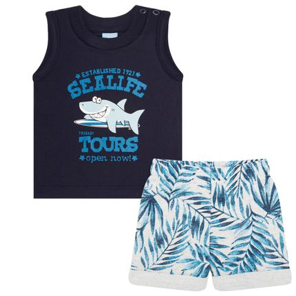 TMX4035-MR_A-moda-bebe-menino-regata-malha-shorts-blue-sea-life-tmx-no-bebefacil-lja-de-roupas-enxoval-e-acessorios-para-bebes