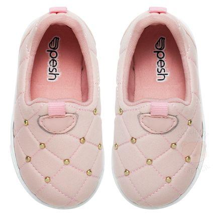 PS225-02T_A-sapatnho-menina-tenis-matelasse-strass-rosa-pesh-no-bebefacil-loja-de-roupas-enxoval-e-acessorios-para-bebes