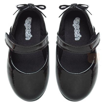 PS175-05T_A-sapatnho-menina-sapatilha-laco-verniz-preta-pesh-no-bebefacil-loja-de-roupas-enxoval-e-acessorios-para-bebes