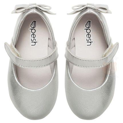 PS175-08T_A-sapatnho-menina-sapatilha-laco-verniz-prata-pesh-no-bebefacil-loja-de-roupas-enxoval-e-acessorios-para-bebes