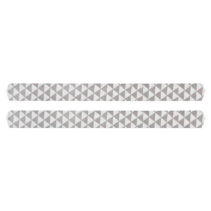 RLTG4531_A-enxoval-e-maternidade-rolinhos-laterais-tricot-triangulos-cinza-branco-Petit-no-Bebefacil-loja-de-roupas-e-enxoval-para-bebes