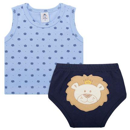 PB9254_A-moda-bebe-menino-conjunto-regata-cobre-fralda-em-suedine-lion-king-piu-blu-no-bebefacil-loja-de-roupas-enxoval-e-acessorios-para-bebes