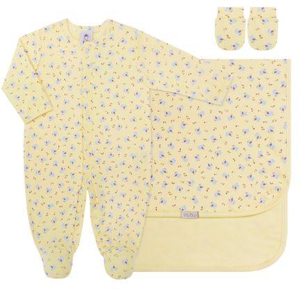 PB8045_A-moda-bebe-menino-menina-jogo-maternidade-macacao-longo-manta-luvas-em-suedine-passarinho-piu-blu-no-bebefacil-loja-de-roupas-enxoval-e-acessorios-para-bebes