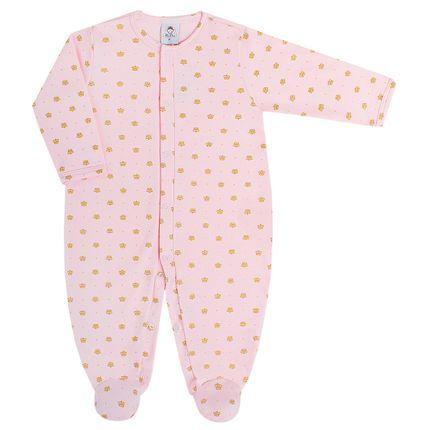 PB7051-RN_A-moda-bebe-menina-macacao-longo-em-suedine-coroinha-rosa-piu-blu-no-bebefacil-loja-de-roupas-enxoval-e-acessorios-para-bebes