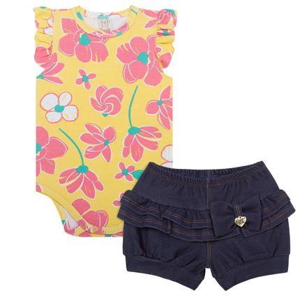 PL66115-AM_A-moda-bebe-menina-body-regata-shorts-spring-flowers-pingo-lele-no-bebefacil-loja-de-roupas-enxoval-e-acessorios-para-bebes