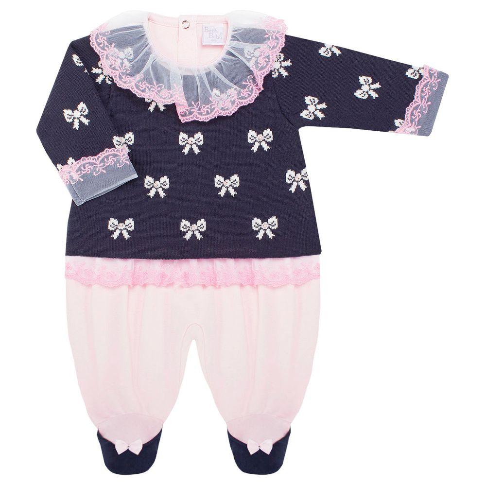 BB3835_A-moda-bebe-menina-macaco-longo-golinha-tricot-suedine-lacinhos-beth-bebe-no-bebefacil-loja-de-roupas-enxoval-e-acessorios-para-bebes
