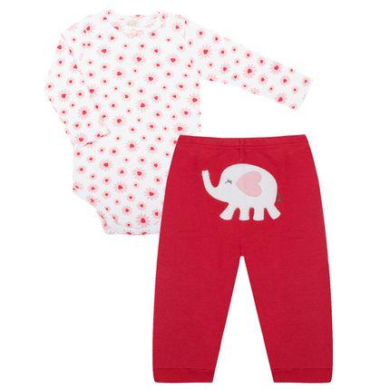 PL66064-A-moda-bebe-menina-conjunto-body-longo-calca-suedine-florzinhas-pingo-lele-no-ebefacil-loja-de-roupas-enxoval-e-acessorios-para-bebes