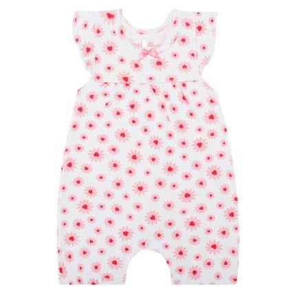 PL66069_A-moda-bebe-menina-macacao-curto-bufante-suedine-florzinhas-pingo-lele-no-bebefacil-loja-de-roupas-enxoval-e-acessorios-para-bebes