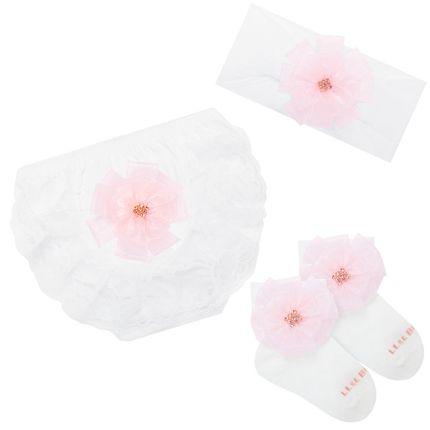 LK404.183-02_A-moda-bebe-menina-kit-meia-faixa-calcinha-para-bebe-flor-rosa-leke-no-bebefacil-loja-de-roupas-e-enxoval-para-bebes