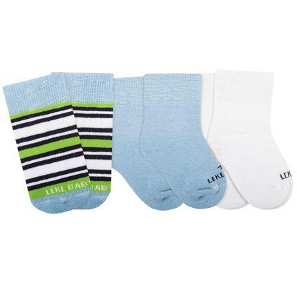 LK101.500-03_A-moda-bebe-menino-acessorios-tripack-kit-3-meias-soquete-listras-leke-no-bebefacil-loja-de-roupas-enxoval-e-acessorios-para-bebes