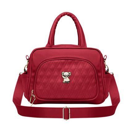 MIK1299-A-Bolsa-Termica-para-bebe-Milao-Golden-Koala-Cereja---Classic-for-Baby-Bags