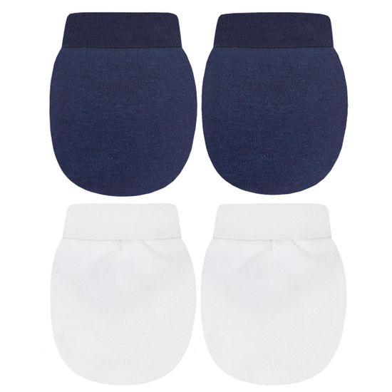 TB13118-05_A-moda-bebe-menino-acessorios-kit-2-luvas-em-suedine-marinho-branca-tilly-baby-no-bebefacil-loja-de-roupas-enxoval-e-acessorios-para-bebes