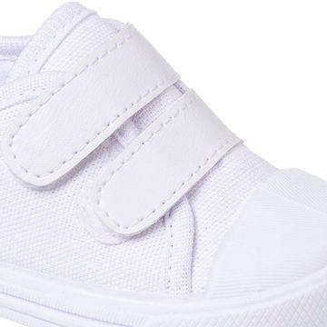 KB24002-45_B-sapatinhos-bebe-menino-menina-tenis-velcro-branco-keto-baby-no-bebefacil-loja-de-roupas-enxoval-e-acessorios-para-bebes
