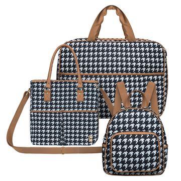 MJC9043---BCM9043---MJCP9043-Mala-Maternidade---Bolsa-M---Mochila-Class---Classic-for-Baby-Bags