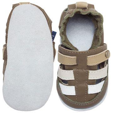 BABO66_B-sapatinho-bebe-menino-sandalia-franciscana-oliva-babo-uabu-no-bebefacil-loja-de-roupas-enxoval-e-acessorios-para-bebes
