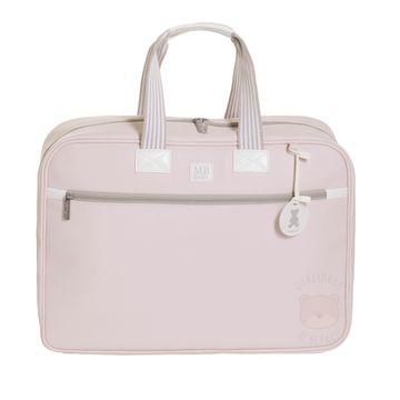 MB51MBCL370.03-A-Mala-Maternidade-Classic-Rosa---MB-Baby-by-Masterbag