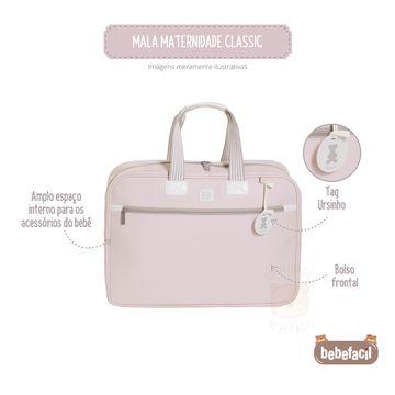 MB51MBCL370.03-B-Mala-Maternidade-Classic-Rosa---MB-Baby-by-Masterbag