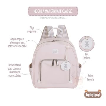 MB51MBCL373.03-B-Mochila-Maternidade-Classic-Rosa---MB-Baby-by-Masterbag