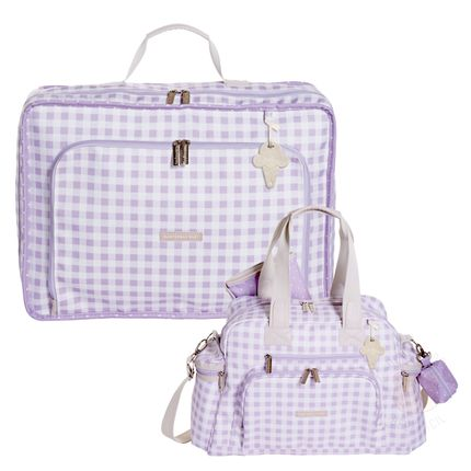 MB12SOR402.58---MB12SOR299.58-A-Mala-Maternidade-Vintage---Bolsa-Everyday-Sorvete-Lilas---Masterbag