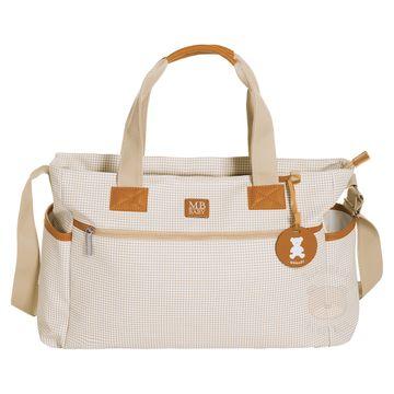 MB51MBQ371.05-A-Bolsa-Sacola-para-bebe-Quadriculado-Marfim---MB-Baby-by-Masterbag