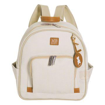 MB51MBQ373.05-A-Mochila-Maternidade-Quadriculado-Marfim---MB-Baby-by-Masterbag