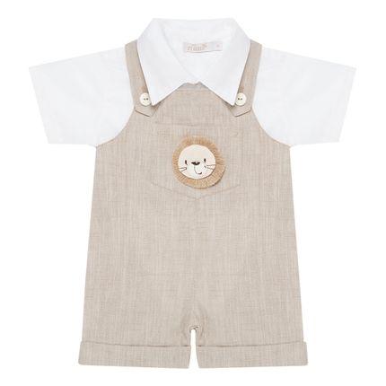 4076051005_A-moda-bebe-menino-jardineira-camisa-algodao-leaozinho-roana-no-bebefacil-loja-de-roupas-enxoval-e-acessorios-para-bebes