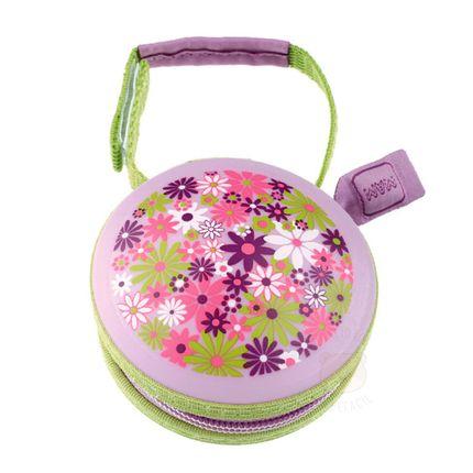 MAM3202-B-A-Porta-Chupetas-Pod--0m---Girls-Secret-Garden---MAM
