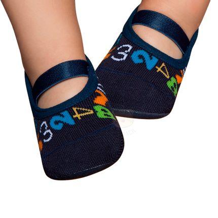 PK7070-NU_A-moda-bebe-menino-acessorios-meia-sapatilha-numeros-puket-no-bebefacil-loja-de-roupas-enxoval-e-acessorios-para-bebes