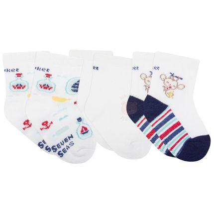PK70845-BAR_A-moda-bebe-menino-meia-tripack-barquinhos-puket-no-bebefacil-loja-de-roupas-enxoval-e-acessorios-para-bebes