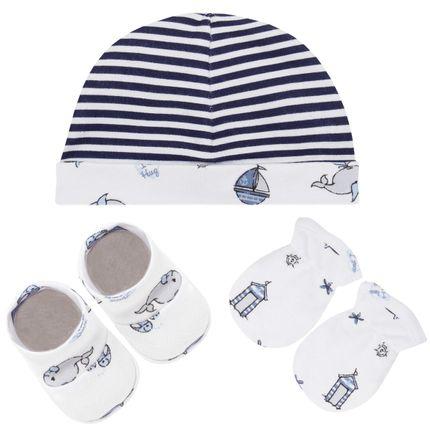 E11107_A-moda-bebe-menino-acessorios-kit-touca-luva-sapatinho-suedine-navy-hug-no-bebefacil-loja-de-roupas-enxoval-e-acessorios-para-bebes