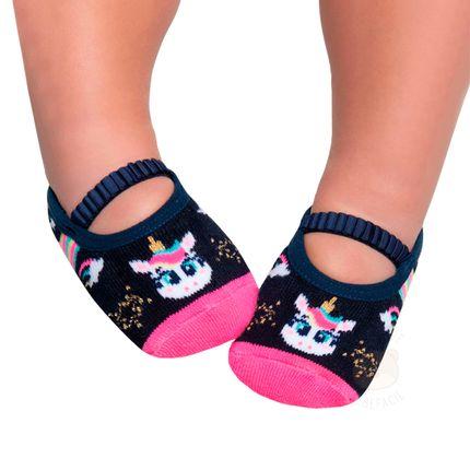 PK7039-UNI_A-moda-bebe-menina-meia-sapatilha-unicornio-candy-puket-no-bebefacil-loja-de-roupas-enxoval-e-acessorios-para-bebes