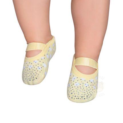 PK6939-AM_A-moda-bebe-menina-meia-sapatilha-poa-e-strass-amarela-puket-no-bebefacil-loja-de-roupas-enxoval-e-acessorios-para-bebes