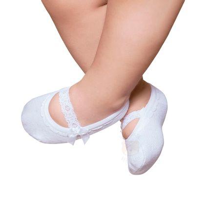 PK9039L-B_A-moda-bebe-menina-meia-sapatilha-flor-renda-branca-puket-no-bebefacil-loja-de-roupas-enxoval-e-acessorios-para-bebes