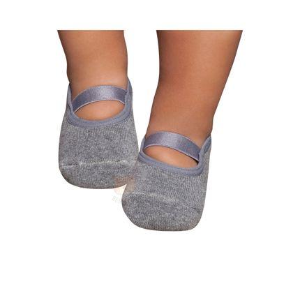 PK6926L-ME_A-moda-bebe-menino-menina--meia-sapatilha-mescla-puket-no-bebefacil-loja-de-roupas-enxoval-e-acessorios-para-bebes