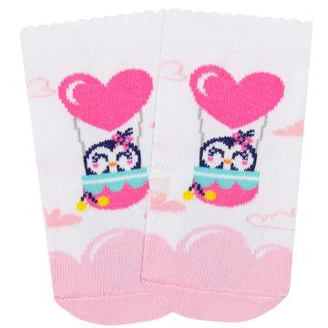 PK7063-PG_E-moda-bebe-menina-acessorios-kit-tripack-3-meias-pinguinzinha-puket-no-bebefacil-loja-de-roupas-enxoval-e-acessorios-para-bebes