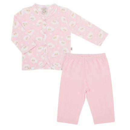 PL9012.V1_A-moda-bebe-menina-conjunto-casaquinho-calca-soft-ovelhinha-rosa-pingo-lele-no-bebefacil-loja-de-roupas-enxoval-e-acessorios-para-bebes
