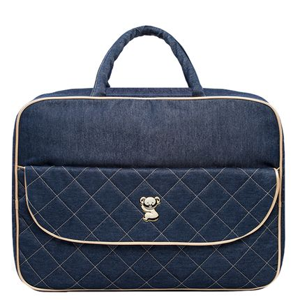 BBJ9046-A-Mala-Maternidade-para-bebe-Golden-Denim---Classic-for-Baby-Bags