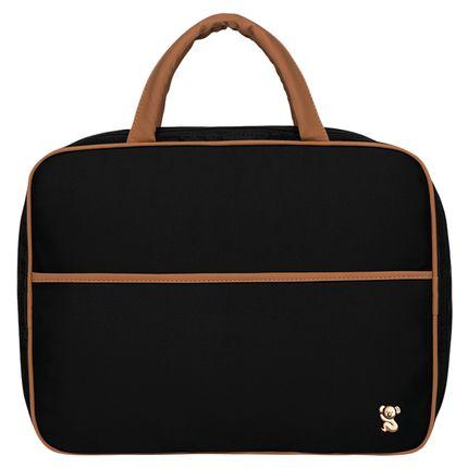 MOM9045-A-Mala-Maternidade-para-bebe-Oxford-Preto---Classic-for-Baby-Bags