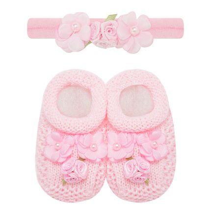 01427002_A-moda-bebe-menina-sapatinho-tricot-faixa-meia-recem-nascido-rosa-florzinha-roana-no-bebefacil-loja-de-roupas-enxoval-e-acessorios-para-bebes