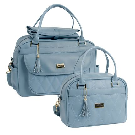 JBMLO052-0101---JBMLO053-0101-A-Bolsa-Maternidade---Frasqueira-Termica-Milao-Azul---Just-Baby