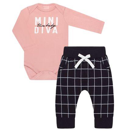 TMX0047_A-moda-bebe-menina-conjunto-body-longo-calca-saruel-moletom-quadrix-mini-diva-tmx-no-bebefacil-loja-de-roupas-enxoval-e-acessorios-para-bebes