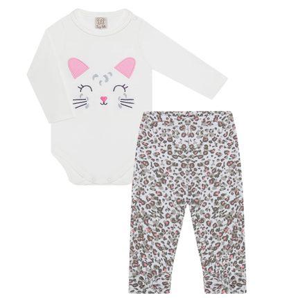 PL66203-P_A-moda-bebe-menina-conjunto-bdy-longo-calca-lacinho-oncinha-pingo-lele-no-bebefacil-loja-de-roupas-enxoval-e-acessorios-para-bebes