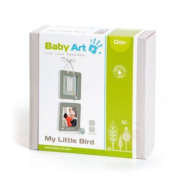 34120114-B-Porta-retrato-com-molde-My-Little-Bird-Grey---Baby-Art