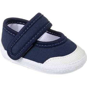 KB3204-5-A-Sapatilha-para-bebe-Azul-Marinho---Keto-Baby