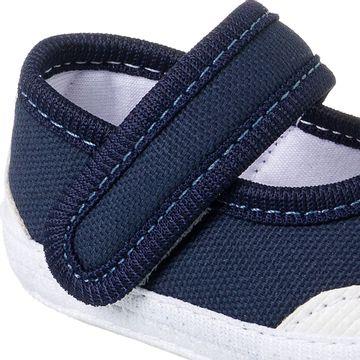 KB3204-5-B-Sapatilha-para-bebe-Azul-Marinho---Keto-Baby